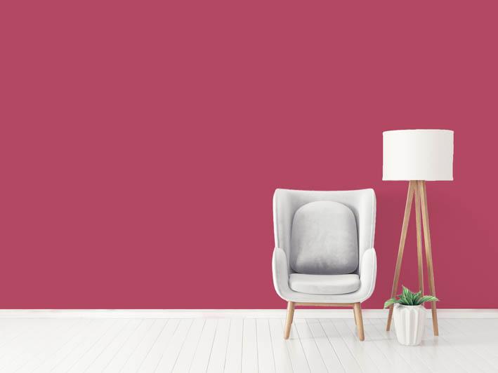 Interiérová barva odstín ROSE 100