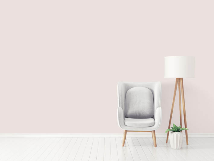 Interiérová barva odstín ROSE 25