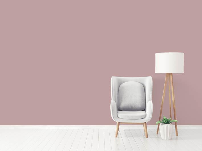 Interiérová barva odstín ROSE 40