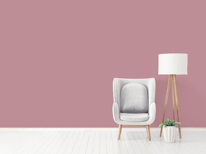 Interiérová barva odstín ROSE 80