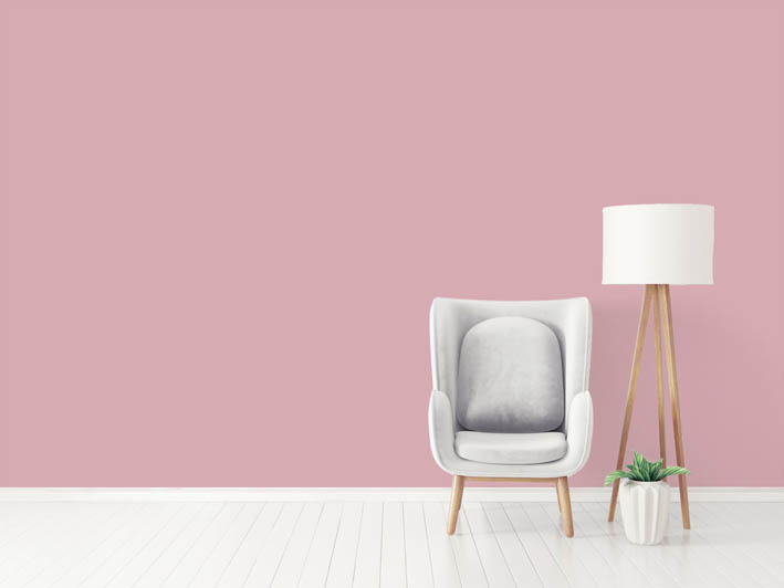 Interiérová barva odstín ROSE 85