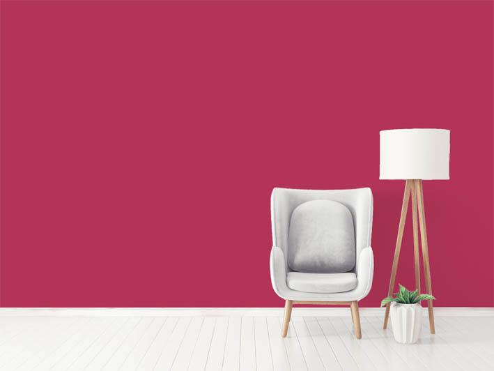 Interiérová barva odstín ROSE 95