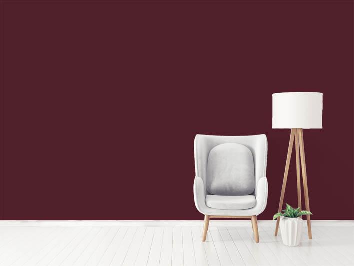 Interiérová barva odstín RUBIN 5