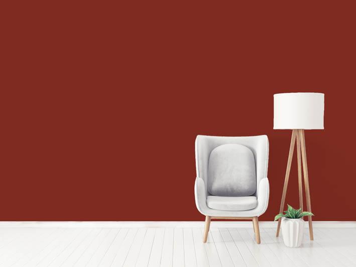 Interiérová barva odstín RUBIN 15