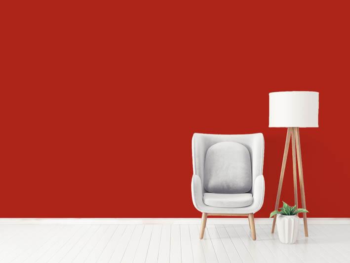 Interiérová barva odstín RUBIN 20