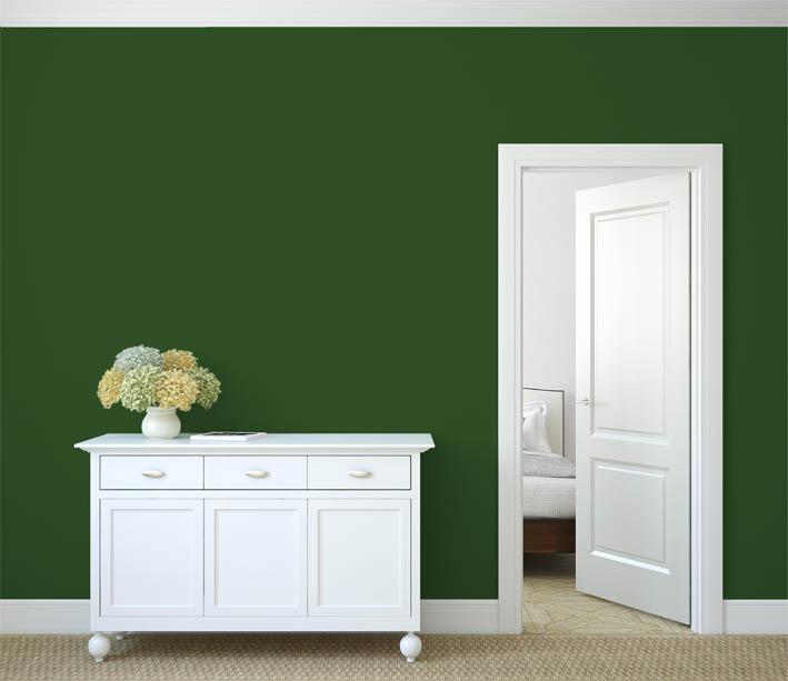 Interiérová barva odstín VERDO 5