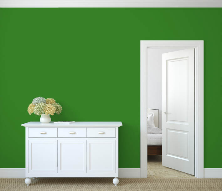 Interiérová barva odstín VERDO 10