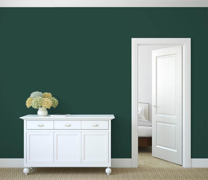 Interiérová barva odstín VERDO 25