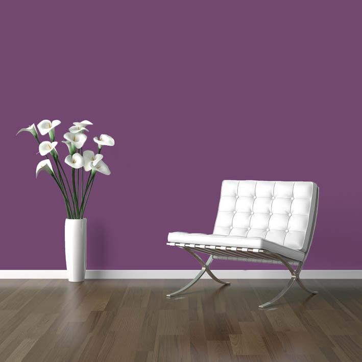 Interiérová barva odstín VIOLA 100
