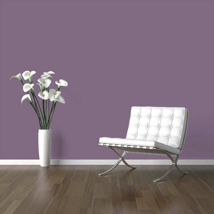 Interiérová barva odstín VIOLA 75