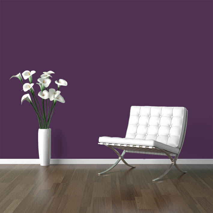Interiérová barva odstín VIOLA 95