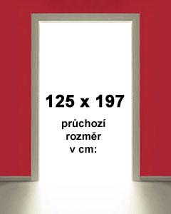 125x197 cm