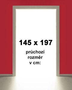 145x197 cm