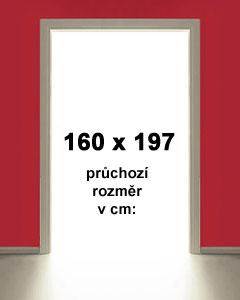 160x197 cm