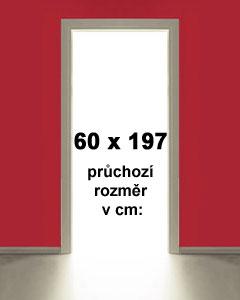 60x197 cm