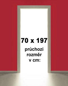 70x197 cm