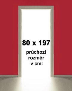 80x197 cm