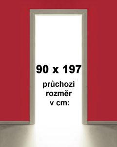 90x197 cm