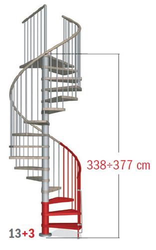 338 - 377 cm