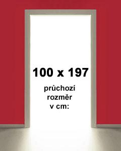 100x197cm