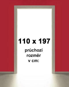 110x197cm