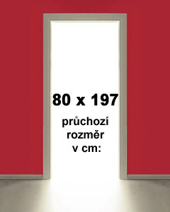 80x197cm