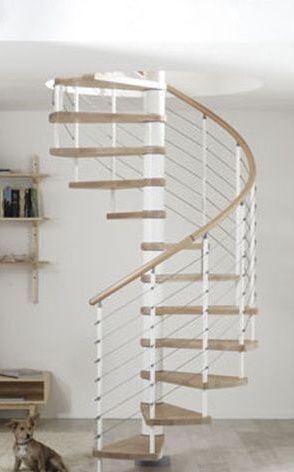 Točité schodiště KLOÉ průměr 120 cm